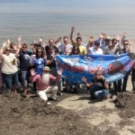 Clean Beaches Coalition sets sail in St Kilda